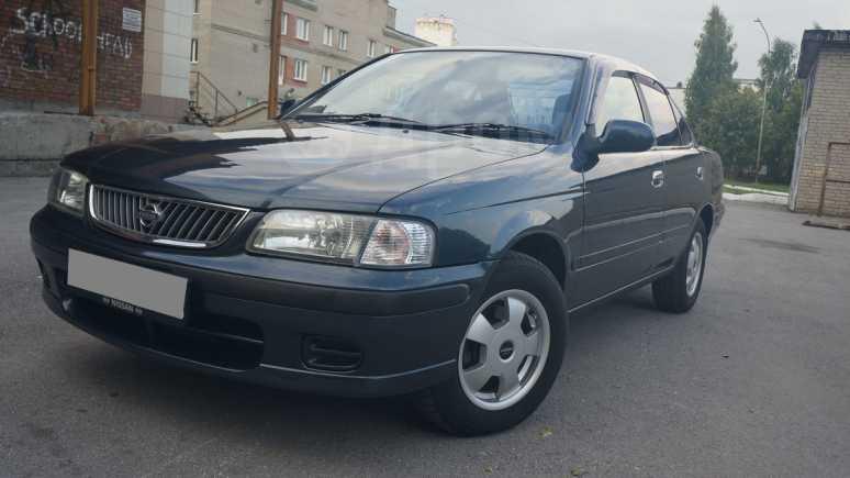 Nissan Sunny, 2002 год, 239 000 руб.