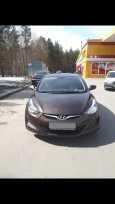 Hyundai Elantra, 2014 год, 600 000 руб.