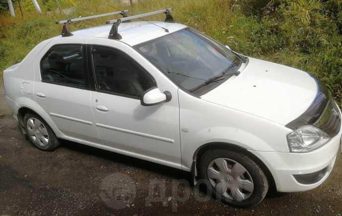 Renault Logan, 2011 год, 389 000 руб.