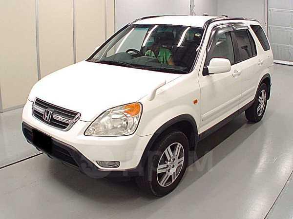 Honda CR-V, 2004 год, 415 000 руб.