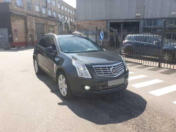 Cadillac SRX, 2014 год, 1 430 000 руб.