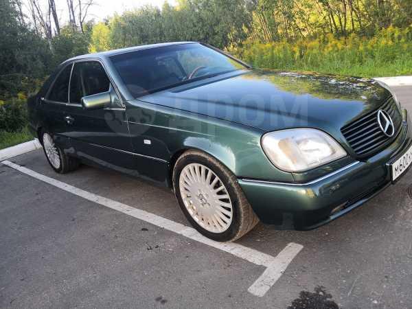 Mercedes-Benz S-Class, 1996 год, 870 000 руб.
