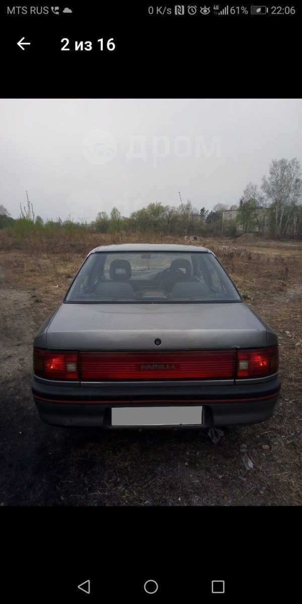 Mazda Familia, 1992 год, 120 000 руб.