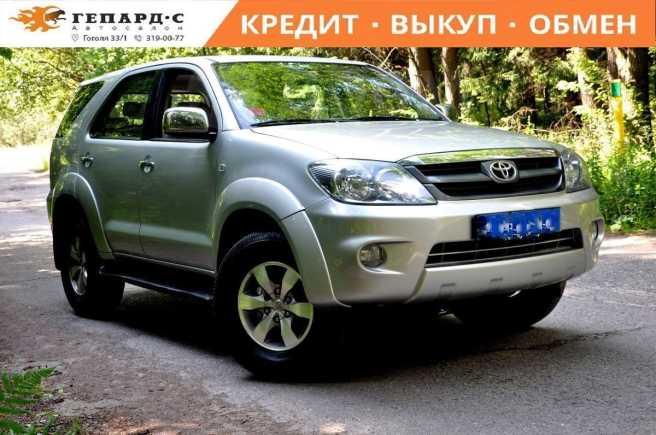 Toyota Fortuner, 2008 год, 1 000 000 руб.