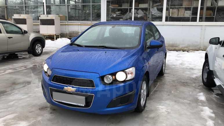 Chevrolet Aveo, 2013 год, 387 000 руб.