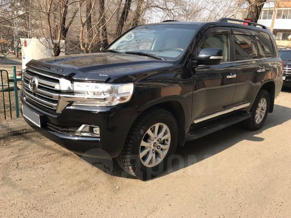 Toyota Land Cruiser, 2015 год, 3 900 000 руб.