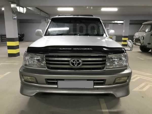 Toyota Land Cruiser, 2006 год, 1 500 000 руб.