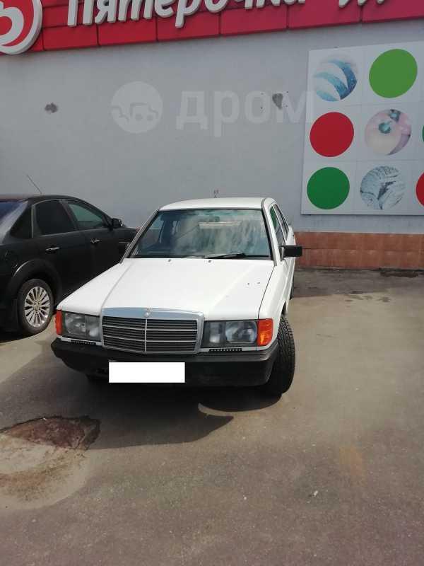Mercedes-Benz 190, 1986 год, 60 000 руб.