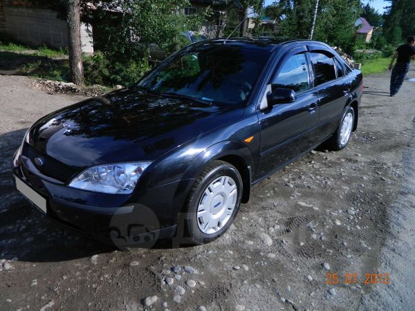Ford Mondeo, 2001 год, 360 000 руб.