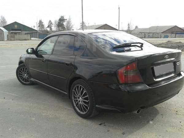 Subaru Legacy B4, 2005 год, 525 000 руб.