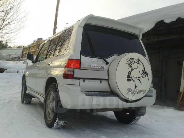 Mitsubishi Pajero iO, 2003 год, 520 000 руб.