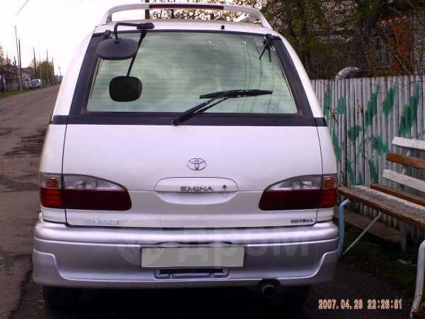 Toyota Estima Emina, 1999 год, 400 000 руб.