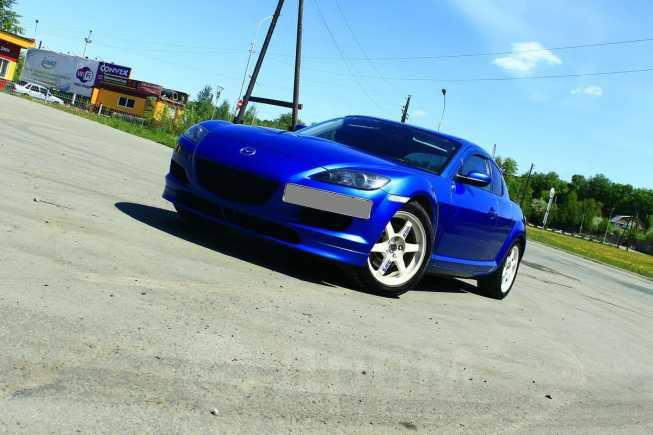 Mazda RX-8, 2004 год, 399 000 руб.