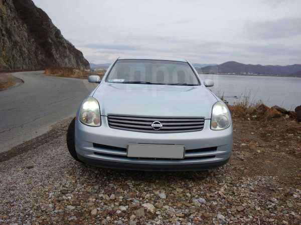 Nissan Skyline, 2001 год, 385 000 руб.