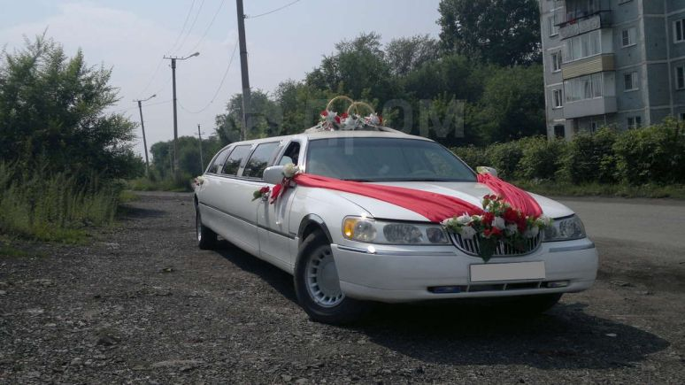 Lincoln Town Car, 2000 год, 900 000 руб.