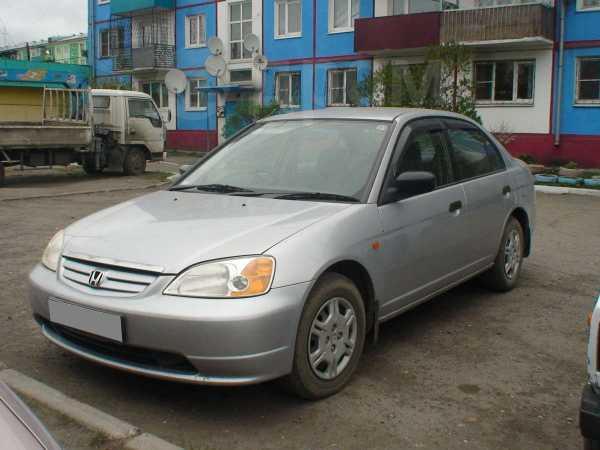 Honda Civic Ferio, 2001 год, 270 000 руб.