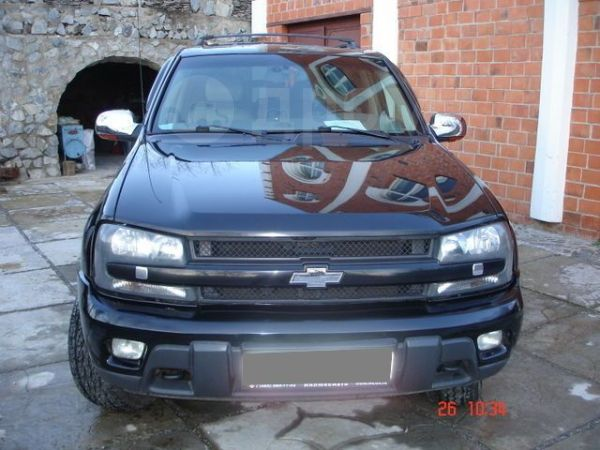 Chevrolet TrailBlazer, 2005 год, 680 000 руб.