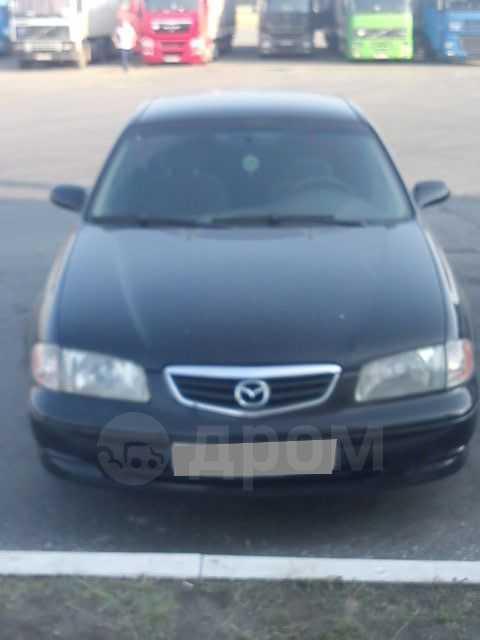 Mazda 626, 2001 год, 300 000 руб.