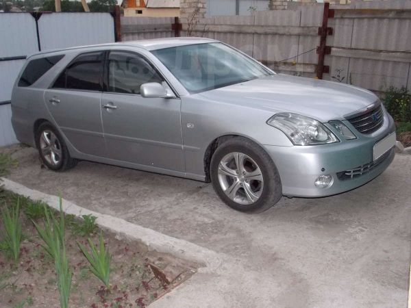 Toyota Mark II Wagon Blit, 2007 год, 500 000 руб.