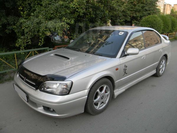 Subaru Legacy B4, 2000 год, 320 000 руб.