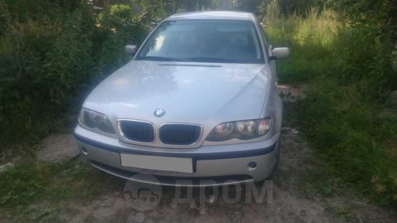 BMW 3-Series, 2002 год, 240 000 руб.