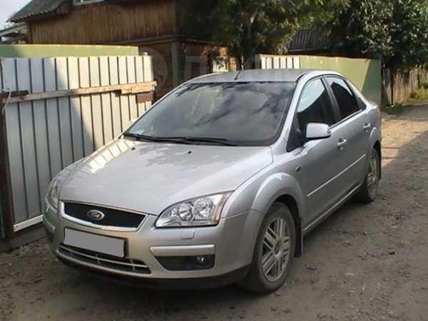 Ford Focus, 2007 год, 362 000 руб.