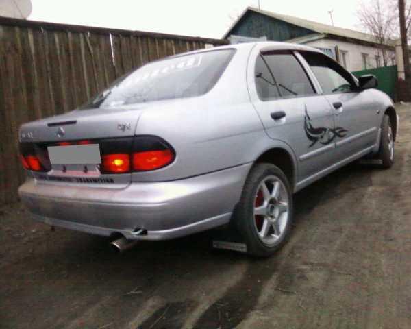 Nissan Pulsar, 1999 год, 190 000 руб.