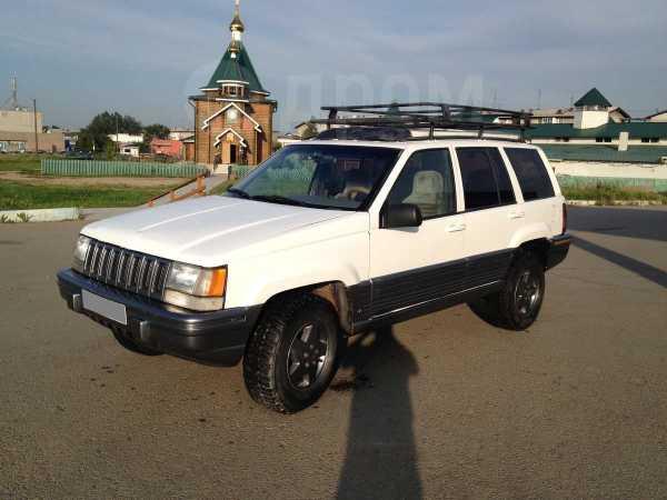 Jeep Grand Cherokee, 1994 год, 999 999 руб.