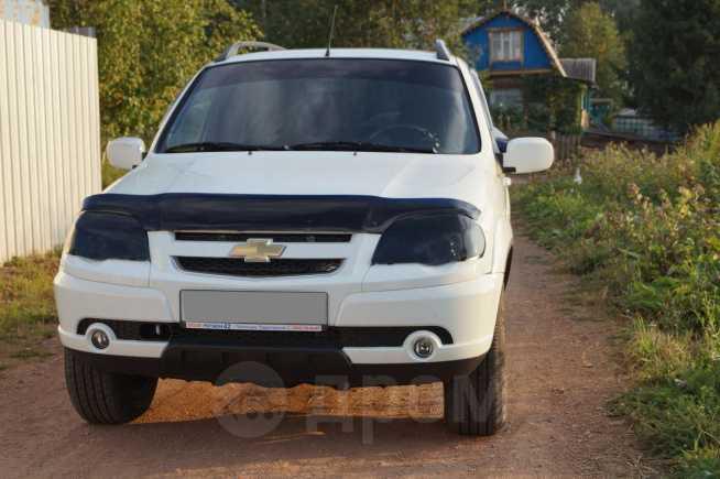 Chevrolet Niva, 2012 год, 550 000 руб.