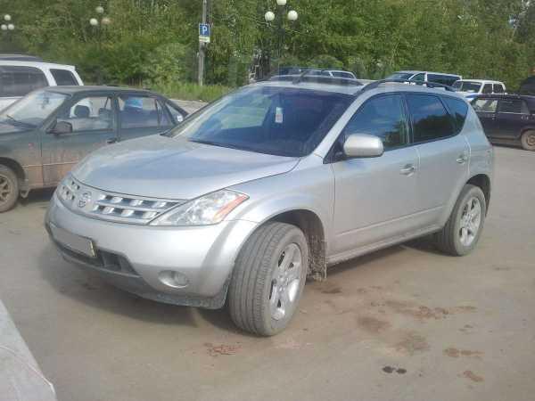 Nissan Murano, 2004 год, 660 000 руб.
