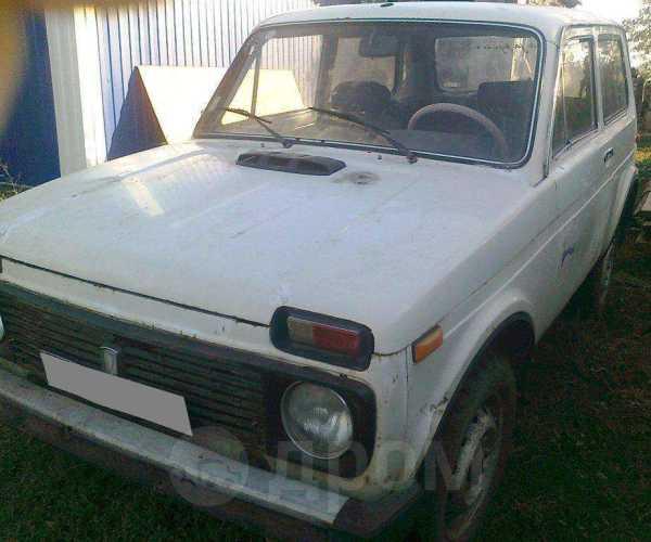 Лада 4x4 2121 Нива, 1984 год, 37 000 руб.