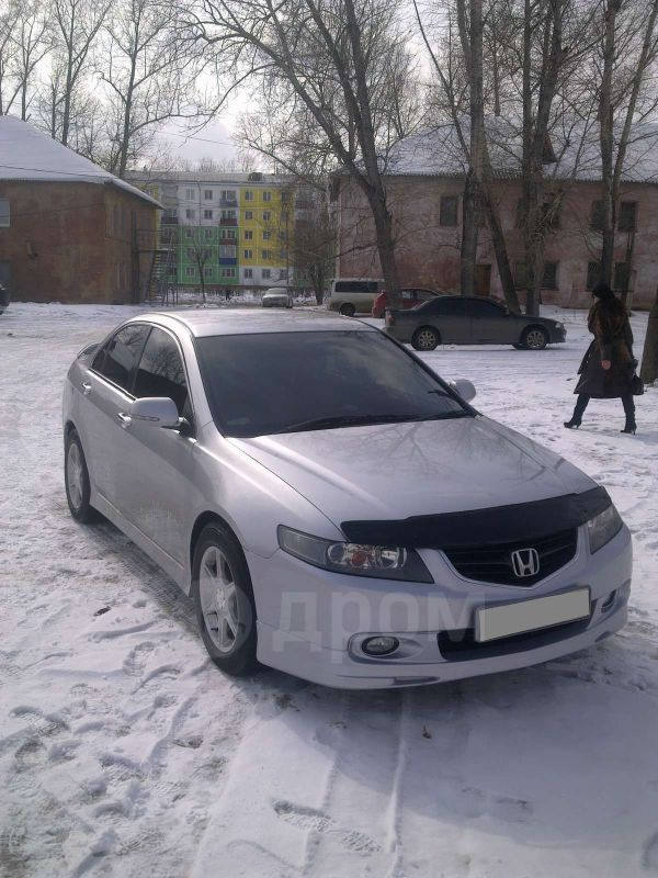 Honda Accord, 2004 год, 510 000 руб.