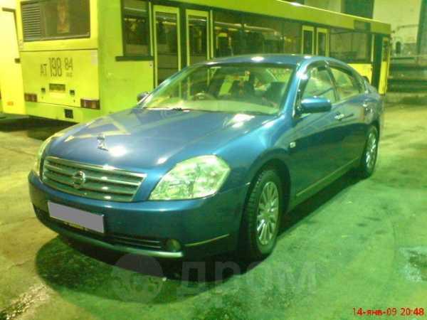 Nissan Teana, 2004 год, 460 000 руб.