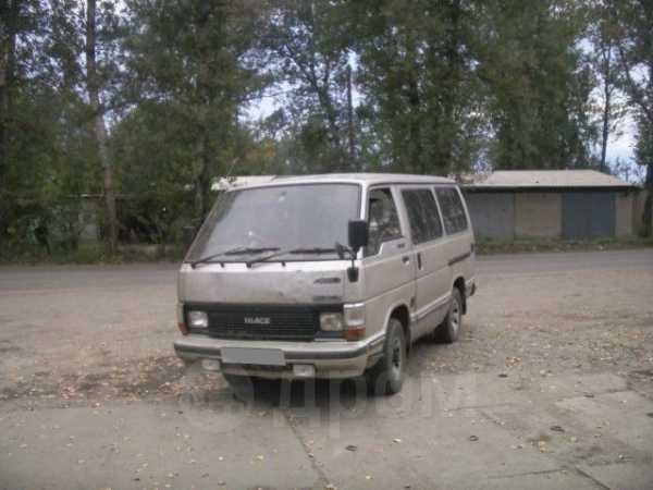 Toyota Hiace, 1989 год, 155 000 руб.