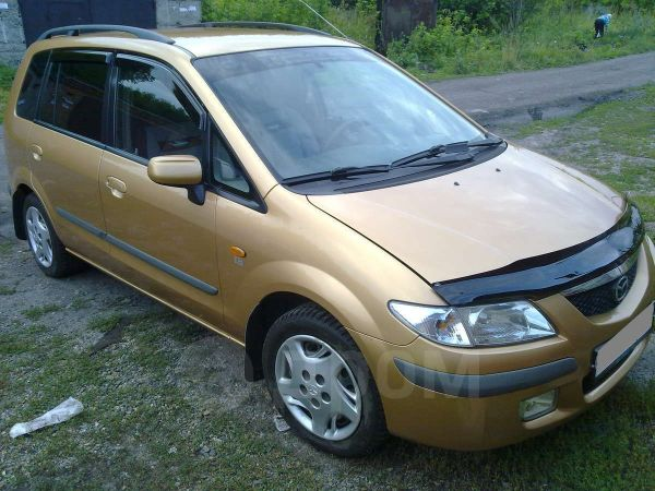 Mazda Premacy, 1999 год, 310 000 руб.