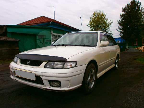 Mazda Capella, 1998 год, 225 000 руб.