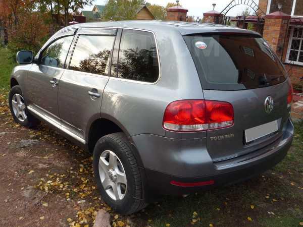 Volkswagen Touareg, 2006 год, 850 000 руб.