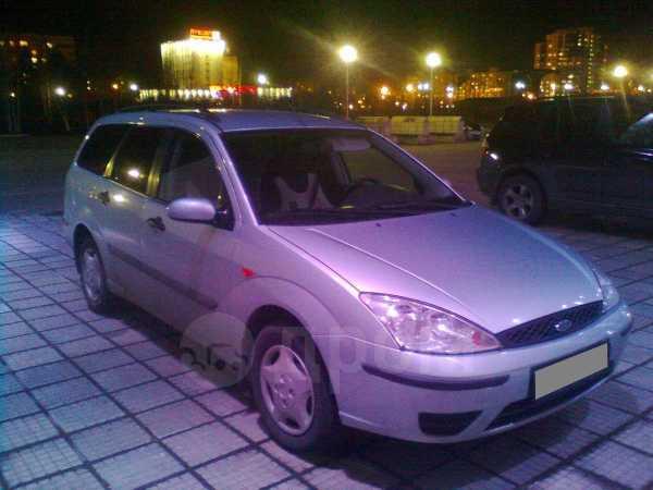 Ford Focus, 2003 год, 298 000 руб.