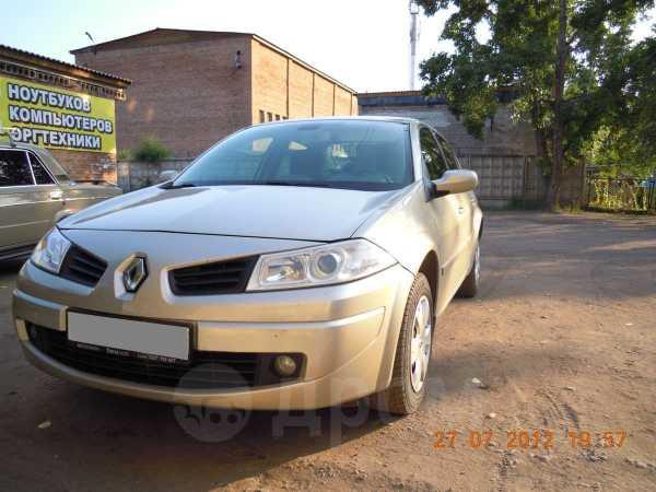 Renault Megane, 2007 год, 460 000 руб.
