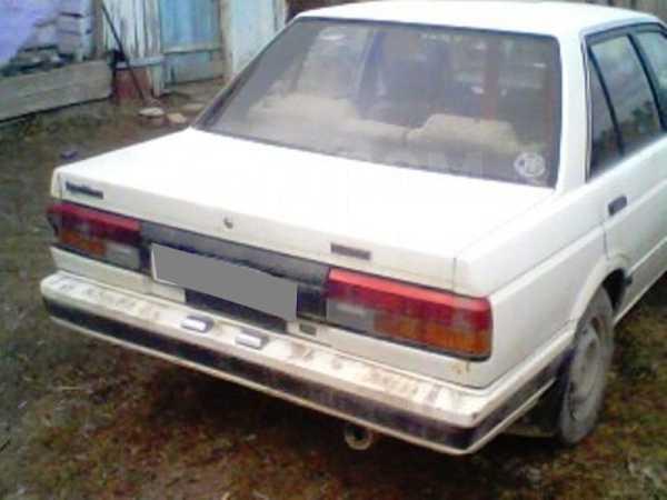 Nissan Sunny, 1987 год, 40 000 руб.