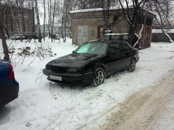 Saab 9000, 1995 год, 160 000 руб.