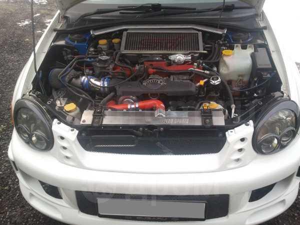 Subaru Impreza WRX, 2000 год, 480 000 руб.