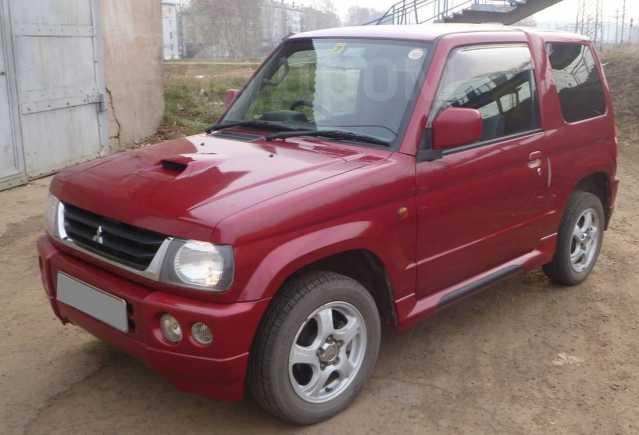 Mitsubishi Pajero Mini, 2001 год, 256 000 руб.