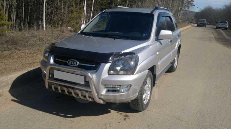 Kia Sportage, 2008 год, 575 000 руб.