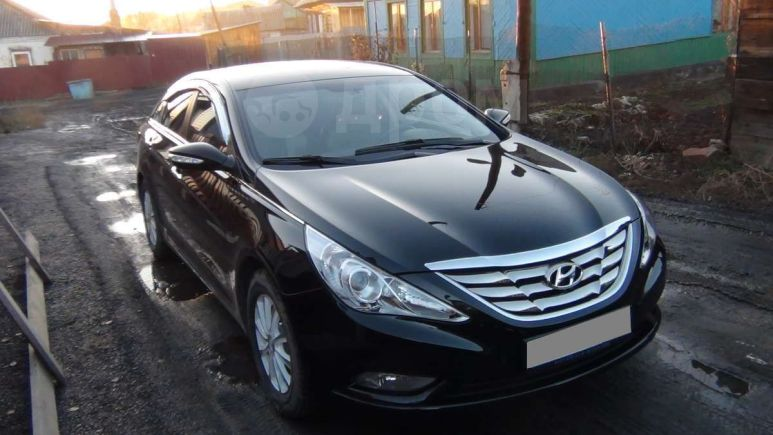 Hyundai Sonata, 2011 год, 1 090 000 руб.