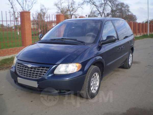 Chrysler Voyager, 2001 год, 295 000 руб.