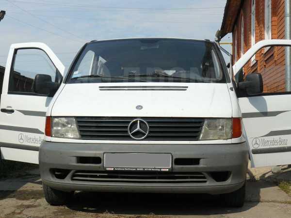 Mercedes-Benz Vito, 2000 год, 397 000 руб.