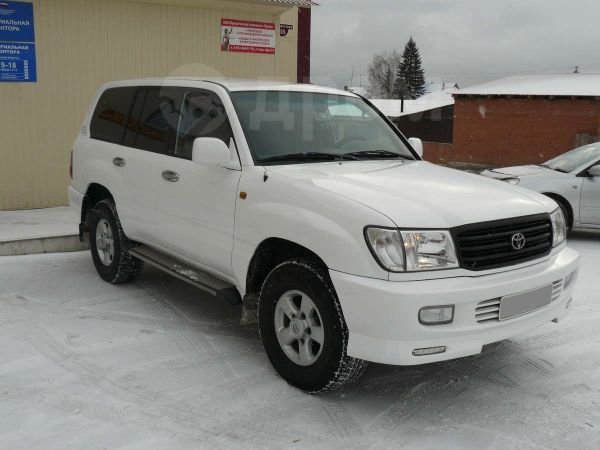 Toyota Land Cruiser, 2001 год, 999 000 руб.