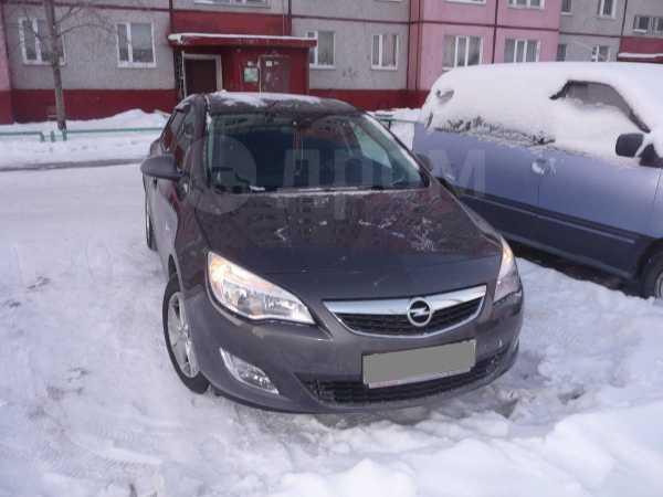 Opel Astra, 2011 год, 700 000 руб.
