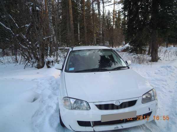 Mazda Familia S-Wagon, 2000 год, 250 000 руб.